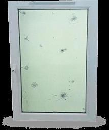 Okna kuloodporne