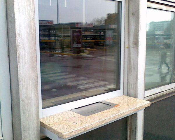 okno kasowe